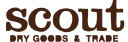 SCOUT Dry Goods & Trade Coupons and Promo Codes