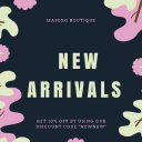 masegoboutique.com Coupons and Promo Codes