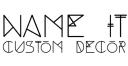 nameitcustomdecor.com.au Coupons and Promo Codes