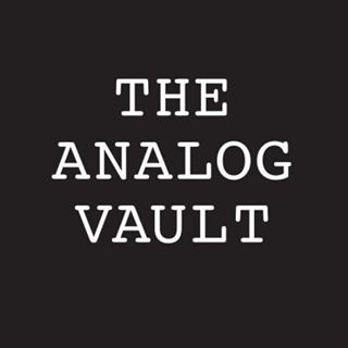 The Analog Vault Coupons and Promo Codes