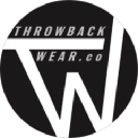 throwbackwear.co Coupons and Promo Codes