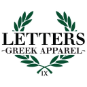 lettersgreekapparel.com Coupons and Promo Codes